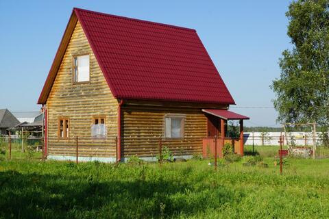Дом в деревне 99кв.м на участке 17 сот. № Э-1824. - Фото 3