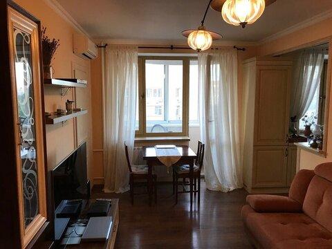 Продается 2-комн. квартира, 43.5 м2, м. Динамо - Фото 1
