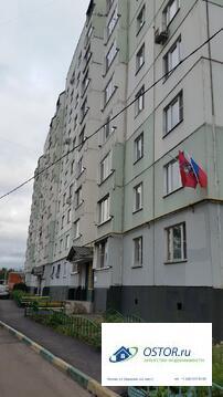 Просторная трехкомнатная квартира в Щербинке - Фото 1