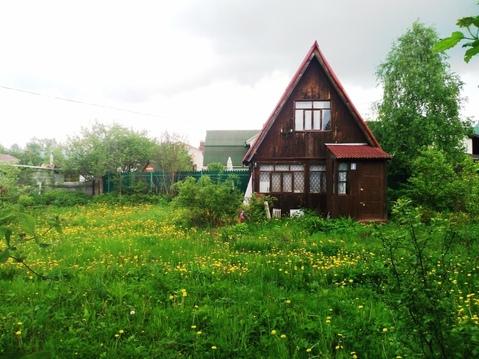 """Участок 5,5 соток в охраняемом садовом товариществе """"Леснянка"""" - Фото 1"""