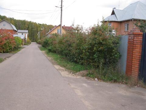 Участок в д. Рассказовка 41 сотка 8 км от МКАД Боровское шоссе Москва - Фото 1