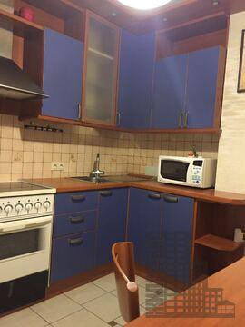 Двухкомнатная квартира с евроремонтом у метро Отрадное - Фото 1