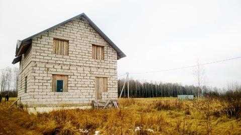 Недостроенный дом -поселок Витьба. - Фото 3