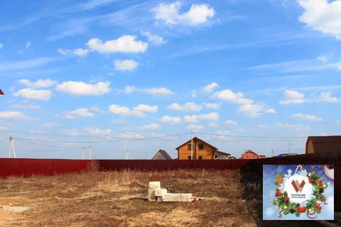 Благоустроенный дом в жилой деревне рядом с с.Филипповское на 12 сотка - Фото 2