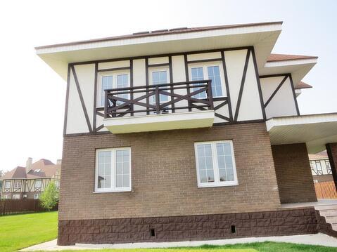 350 м2 кирпич дом, 15,6 соток 27 км Калужское шоссе - Фото 2