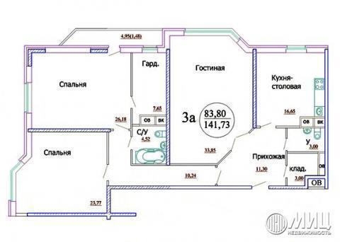 Квартира в доме бизнесс-класса - Фото 2
