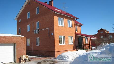 Коттедж 560 кв.м. п.Песье, г.Москва - Фото 1