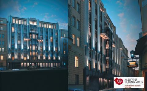 Продается четырехкомнатная квартира 147,44 к.м. в центре Москвы - Фото 5