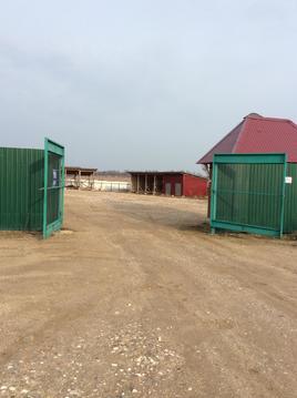 База для торговли стройматериалами 0,75 га. - Фото 1