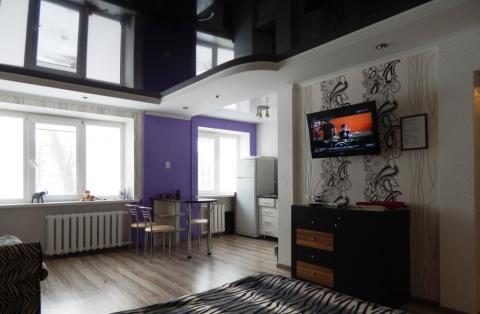 Квартира-Студия посуточно на Машерова г. Брест. б/нал., Квартиры посуточно в Бресте, ID объекта - 302084626 - Фото 1