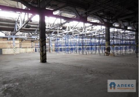 Аренда помещения пл. 6457 м2 под склад, производство, , офис и склад . - Фото 1