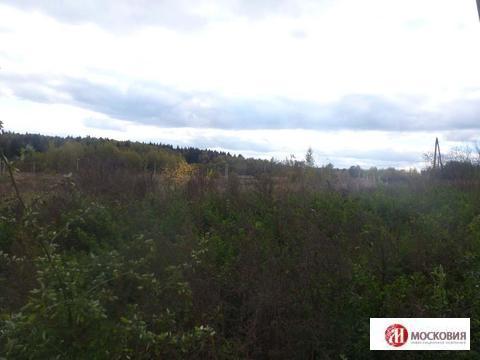 Участок 12 соток, г. Москва, д. Шаганино, 30 км от МКАД. - Фото 1