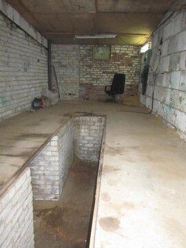 Продается кирпичный, большой гараж в районе Молокозавода, город Алекса - Фото 2