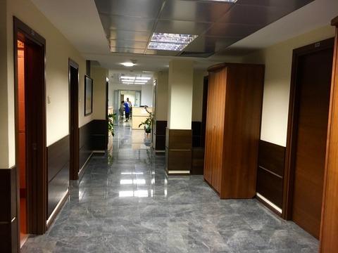 Офисное помещение 811 кв.м. около м.Краснопресненская в БЦ класса А - Фото 1