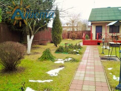 Продается дом в деревне Тростье, заповедника Барсуки Жуковского района - Фото 4