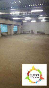 Кирпичный отапливаемый склад на охраняемой огороженной территории пром - Фото 2