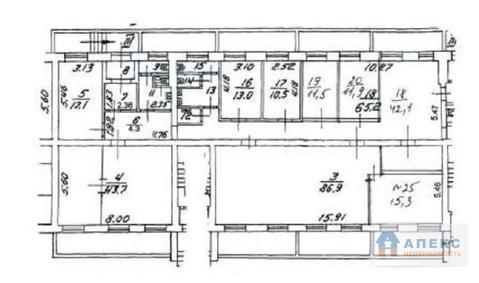 Продажа помещения свободного назначения (псн) пл. 268 м2 м. Сокол в . - Фото 5