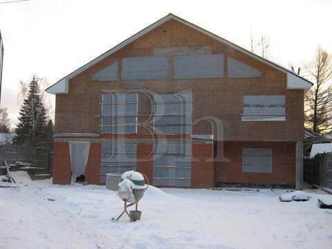 уникальное предложение продам дом на новорижском шоссе, 30 км. от мкад, истра. проп ...