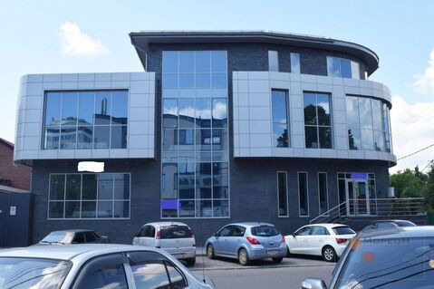Коммерческое здание - Фото 1