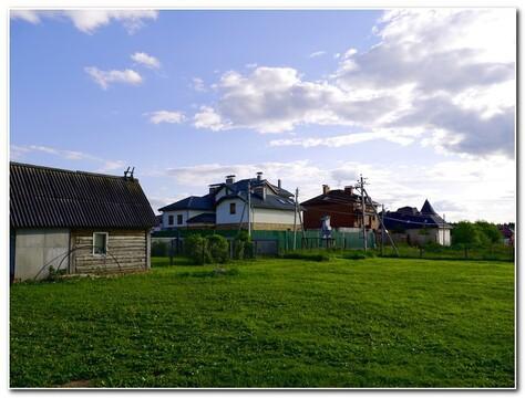 Красивый участок 14 соток в тихой и уютной деревне Акиньшино - Фото 1