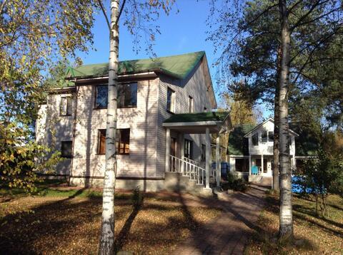 Сдаётся два новых дома в элитном, закрытом СНТ Заозерное-1 - Фото 2