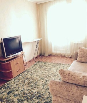 Уютная 2х к.квартира - Фото 1