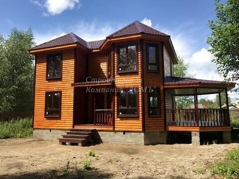 Шикарный новый дом в селе Купанское у реки - Фото 1