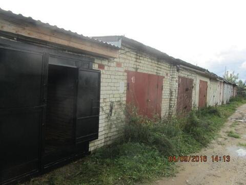 Продам гараж в Александрове район хлебокомбината - Фото 1