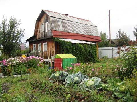Продам дачу в живописном месте СНТ Хрустальный - Фото 1