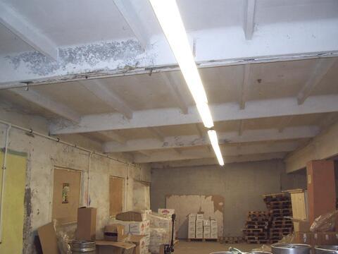 Сдаётся тёплое складское помещение - Фото 1