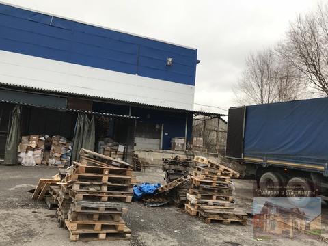 Продается производственно складское помещение 5000 кв.м . - Фото 4