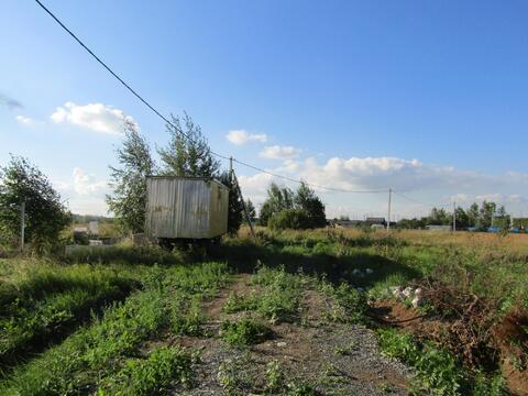 Каширское ш.48 км от МКАД в г.о Домодедово, с.Вельяминово участок15 со - Фото 5