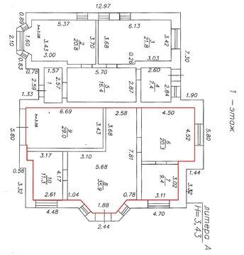Балтым, впышма, 211 м2, 2 этажа, кирпич - Фото 5