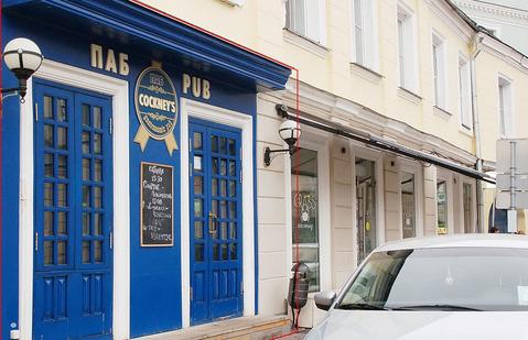 Продажа арендного бизнеса 137.5 кв.м, м.Арбатская - Фото 1