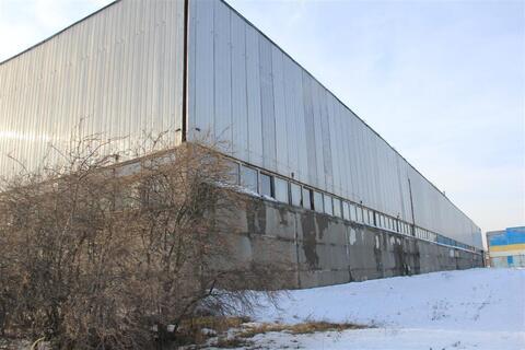 Продам производственный комплекс 22 000 кв.м. с жд веткой - Фото 3