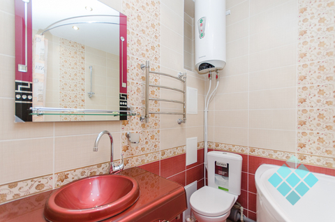 1-комнатная с джакузи в новом доме на ул.Белинского, 64 - Фото 4