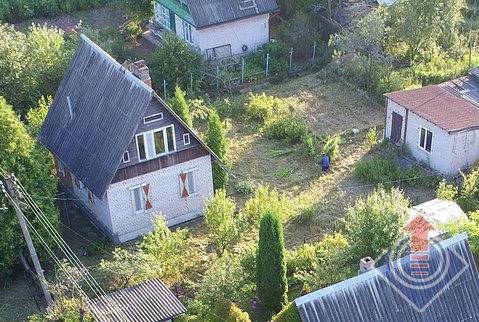 Кирпичная дача 62,7 м2 в СНТ Полесье у д. Мачихино (Новая Москва) - Фото 1