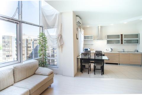 Светлая и просторная квартира в современном доме на набережной - Фото 5
