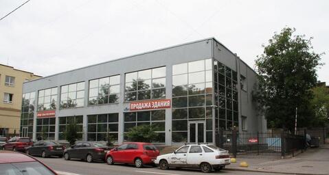 Продается здание 1200 м2, м.Нарвская - Фото 2