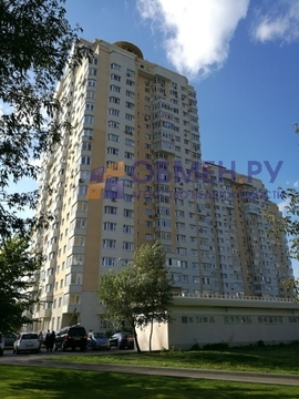 Продается квартира Москва, Борисовские пруды ул. - Фото 1