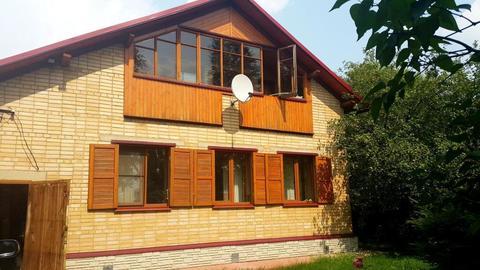2-хэтажный дом в деревне Киржачского района - Фото 1