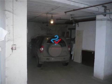 Машиноместо в подземном паркинге Дуванский Бульвар 30. 32 кв.м - Фото 1