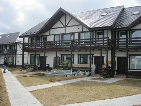 Продается дом( таунхаус) в коттеджном поселке «Заречный» - Фото 1