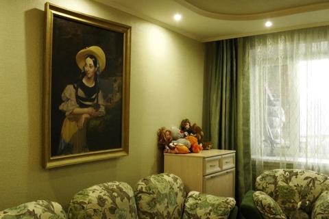 Трёхкомнатная квартира в Киржаче с автономным газовым отоплением. - Фото 2
