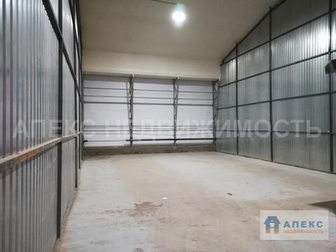 Аренда помещения пл. 155 м2 под склад, м. Кожуховская в складском . - Фото 2