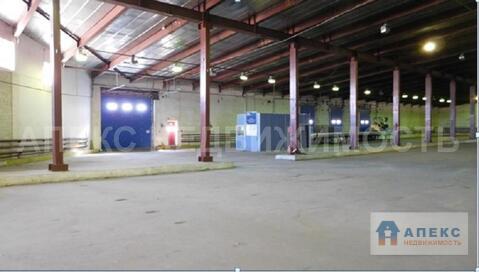 Продажа склада пл. 5800 м2 Химки Ленинградское шоссе в складском . - Фото 1