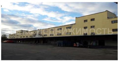 Аренда склада пл. 860 м2 м. Алтуфьево в складском комплексе в Бибирево - Фото 1