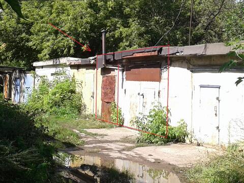 Продам капитальный кирпичный гараж в Кашире-2 - Фото 1
