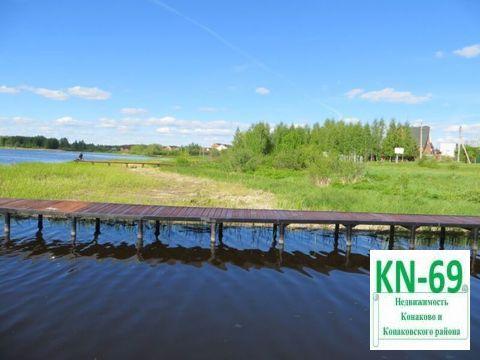 Участок в мкр Зеленый Бор города Конаково - Фото 5