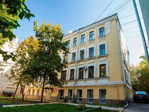 Продажа псн, м. Сухаревская, Большой Сухаревский переулок - Фото 1